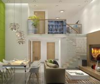 Cho thuê căn hộ cao cấp La Astoria Q2 có gác lửng, dọn vào ở ngay