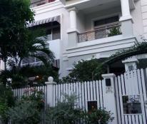 Cho thuê biệt thự, PMH, nhà đẹp, mới làm nội thất, đẹp và sang trọng. LH: 0917300798