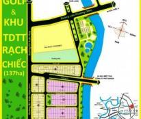 Bán đất lô D, dự án Hoàng Anh Minh Tuấn, Quận 9, DT 125m2, giá 36tr/m2, gần mặt tiền Đỗ Xuân Hợp