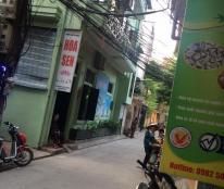 Bán nhà mặt ngõ Minh Khai, 60m2, MT 6m, giá 8.4 tỷ