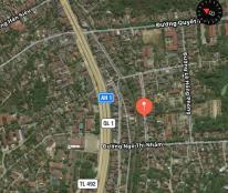 Bán 108m2 đất đường Ngô Thị Nhậm, Thành Phố Tam Điệp, ngay sau cửa hàng FPT Shop cực đẹp