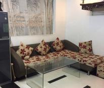 Cho thuê căn hộ phố Vạn Bảo - gần đại sứ quán Nhật, diện tích 55m2, giá chỉ 8 triệu/th.