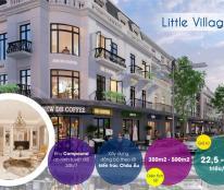 Chính thức mở bán Biệt thự phố Little Village - Tuyệt Tác Kiến Trúc Trong Lòng Thành Phố