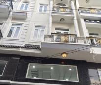 Bán nhà mới 100% hẻm 5m Nhất Chi Mai, phường 13, Tân Bình, DT 4x15m, 3 lầu