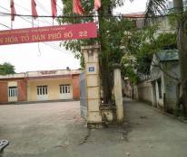 Bán đất khu tái định cư Xóm Lò,Thượng Thanh diện tích 50.9m giá 2 tỷ.LH Ninh 0931705288