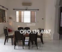 Villa cao cấp đường nội bộ Trần Lựu, P.An Phú, Quận 2, giá 35 triệu/tháng