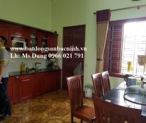 Cho thuê nhà 3 tầng tại đường quốc tế Kinh Bắc, TP.Bắc Ninh