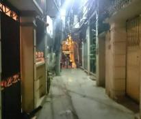 Bán nhà Trương Định, Hai Bà Trưng, gần ô tô, 2 mặt thoáng, 38m2, giá 2.7 tỷ