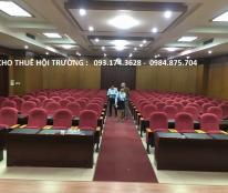 cho thuê phòng hội thảo, phòng hội trường quận Thanh Xuân