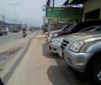 Cần tiền bán xưởng gỗ cũ 1024m2 QL 1A, ngay cầu vượt Nguyễn Văn Linh, Bình Chánh