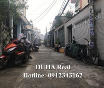 Bán nhà thu nhập 44 triệu/tháng, hẻm xe hơi 5m, Quang Trung, P11, Gò Vấp, 6mx22m, 4 lầu