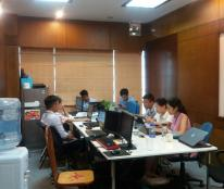 Chính chủ Cho thuê văn phòng tòa hạng B Quận Thanh Xuân, chỉ với 12$/M2  LH: 0904613628