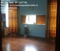 Cho thuê nhà 3 tầng 6 phòng Đấu Mã tại TP.Bắc Ninh