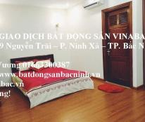 Cho thuê nhà 5 tầng 6 phòng đường Ngọc Hân, TP.Bắc Ninh