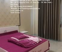 Cho thuê nhà 4 tầng, 4 phòng sàn gỗ đẹp tại khu Hub, Tp.Bắc Ninh