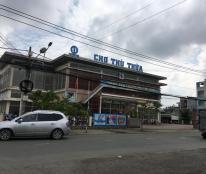 Bán gấp đất đối diện Trung Tâm Thương Mại Thủ Thừa (5*20)/1.2 tỷ SHR dân cư hiện hữu