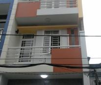 Nhà hẻm 704/ Hương Lộ 2_ 4x15 đúc 3.5 tấm mới xây