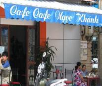Nhà kinh doanh café mặt phố Ngọc Khánh, giá: 30tr/th