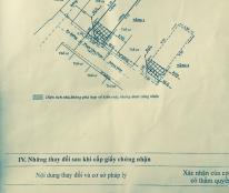 Bán căn nhà hẻm xe tải đường Cây Trâm, Phường 8, Quận Gò Vấp