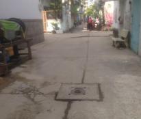 Bán nhà hẻm 1 sẹc đường Đất Mới, DT: 4.5x15m, Q. Bình Tân
