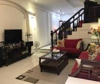Bán biệt thự mini 4 tầng sân, cây xanh ngay Thái Hà, giá 5.9 tỷ