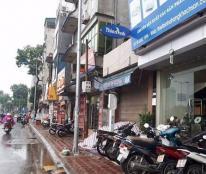 Cửa hàng mặt phố đường Bưởi, DT: 40m2, MT 3m