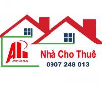 Cho thuê nhà 3 tầng mặt tiền đường Nguyễn Văn Linh, 40tr/th. 0907 248 013