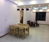 Cho thuê căn hộ chung cư E3 Yên Hòa, Cầu Giấy, 80m2, đủ đồ, 10 tr/th. LH Mr Tiến 0966 781 270
