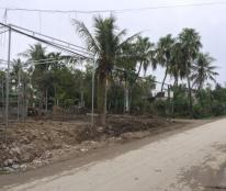 Cho thuê 260m2 đất mặt đường liên xã tại thôn Tri Hòa, xã Quảng Phong, Quảng Xương, Thanh Hóa
