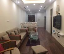 Căn hộ cao cấp Long Giang- 173 Xuân Thủy, 3 phòng ngủ đầy đủ nội thất đẹp, giá 13 triệu/tháng