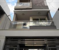 Bán nhà hẻm 4m Quang Trung, P8, Gò Vấp, 4.4x16m, lửng, 3 lầu mới 100%