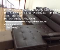 Cho thuê nhà 4 tầng, 5 phòng khép kín tại khu k15, TP.Bắc Ninh