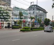 Cho thuê nhà 3 tầng tại khu Suối hoa tại TP.Bắc Ninh
