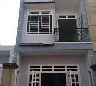 Bán gấp nhà 70m2, hẻm xe hơi tại đường Bà Hom, P. 13, Q. 6, giá chỉ 2,5  tỷ