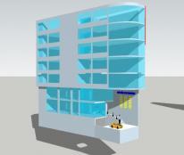 Cho thuê văn phòng tại Đường Bạch Đằng 2, Phường 2, Tân Bình, Hồ Chí Minh diện tích 70m2