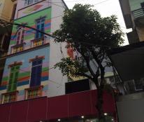 Bán nhà trong ngõ Nguyễn Khang 60m, 5 tầng, mặt tiền 6m, giá 7.5 tỷ