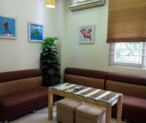 Cho thuê căn hộ chung cư Trần Duy Hưng, 65m2 , 2 ngủ, 550$/tháng