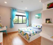 Góp 7 triệu/tháng, căn hộ 2 phòng ngủ, có nội thất đẹp, được chọn căn theo ý thích