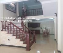 Cho thuê nhà mới 4 tầng, 4 phòng ngủ khép kín Đại Phúc, TP. Bắc Ninh