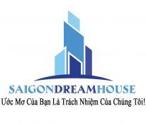 Bán MT Phan Đăng Lưu, DT: 4x18.5m, nở hậu 5m, trệt, 3 lầu, ST