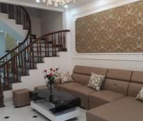 Chính chủ tôi bán nhà gần Cầu tó - Thanh Trì - Hà Nội. Nhà thiết kế đẹp có tiểu cảnh.38m2-Mt 3,5m