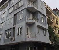 Tôi có căn nhà cần bán tại Phố Ngô Thì Nhậm - Hà Cầu - Hà Đông . 52m2 - 5 tầng oto vào nhà
