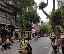 Hiếm bán, mặt phố Hàng Gà, 120m2, MT 4.2m, 4 tầng, giá 48 tỷ, kinh doanh khủng, phố sang
