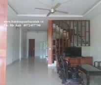 Cho thuê nhà tại khu Hub, Võ Cường, trung tâm TP. Bắc Ninh