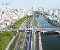 Giá hấp dẫn ch SaigonSky View Tạ Quang Bửu, q8. Vị trí cực đẹp, chỉ có 276 căn