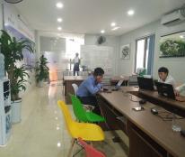 Cho thuê văn phòng mặt phố Vũ Phạm Hàm, Cầu Giấy, Hà Nội, DT: 80m2, MT: 5m. LH: 0967 541 501