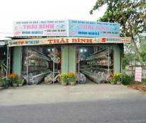 Bán trả góp nhà mặt tiền đường, 8m x 27m, chợ Cái Nứa huyện Cái Bè, tỉnh Tiền Giang