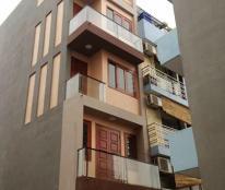 Bán nhà ngõ 290, Kim Mã, 39m2 x 4.5 tầng, MT 4,5m, đường 2m, giá 4,25 tỷ