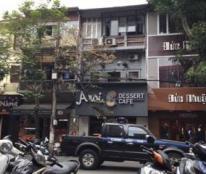 bán gấp nhà 2 mặt phố Sơn Tây trung tâm quận Ba Đình tp Hà Nội 67m2