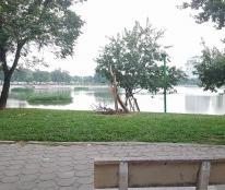 Mặt phố Hồ Ba Mẫu, DT 150m2, MT 8m, giá 29 tỷ, nơi sống lý tưởng kinh doanh tuyệt vời